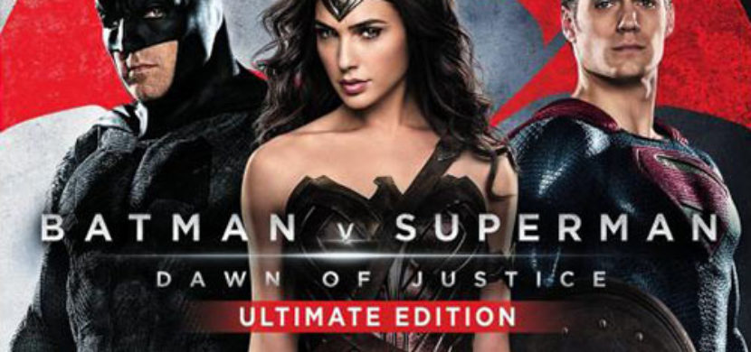 """Critique : Batman v Superman – Ultimate Edition """"Plus long, un peu plus bon et pas moins con."""""""