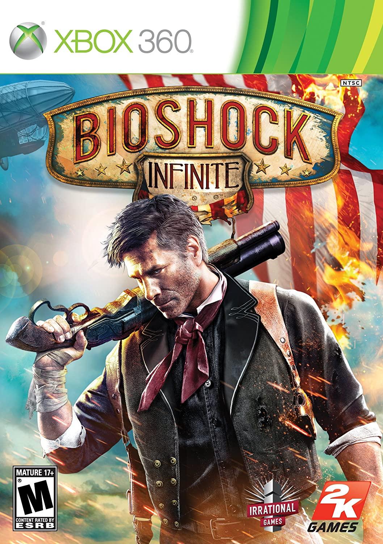 Bioshock infinite top 5 FPS d'action