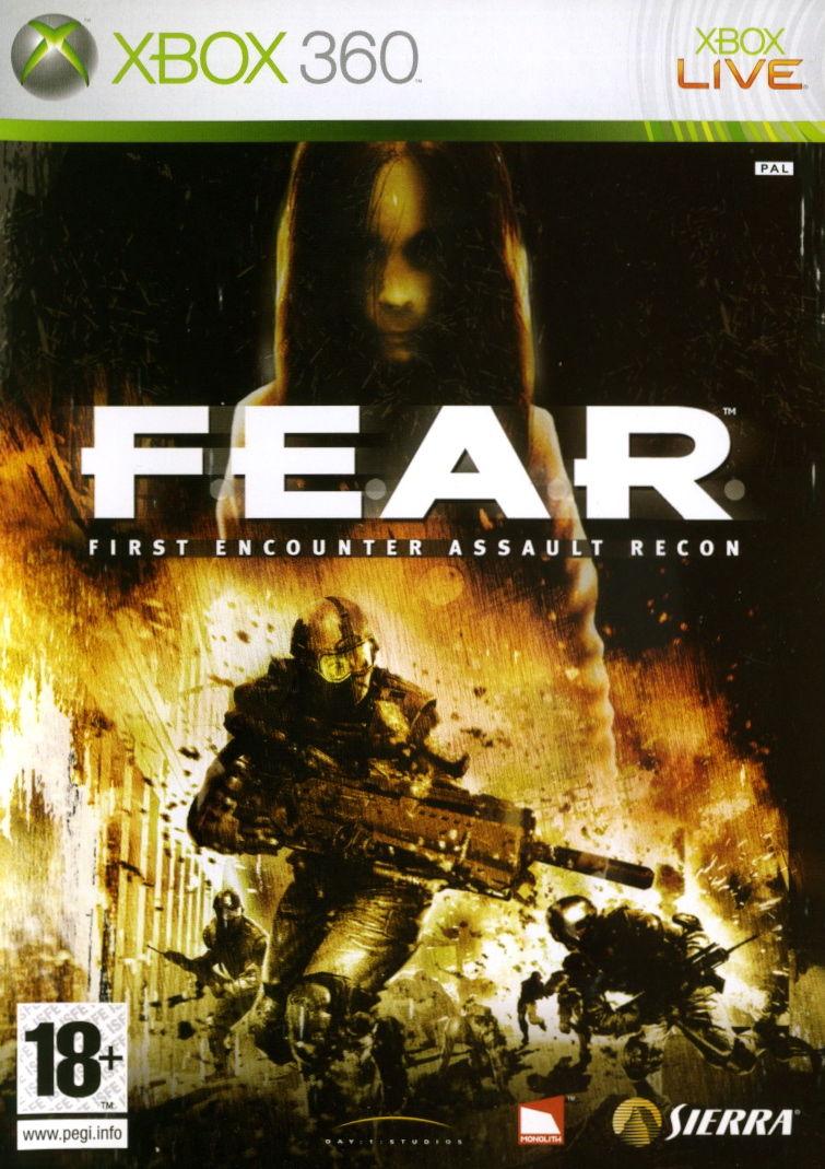 Fear top 5 FPS d'action