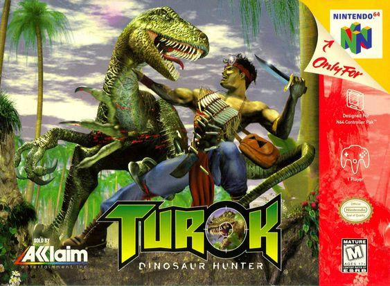 Turok top 5 FPS d'action