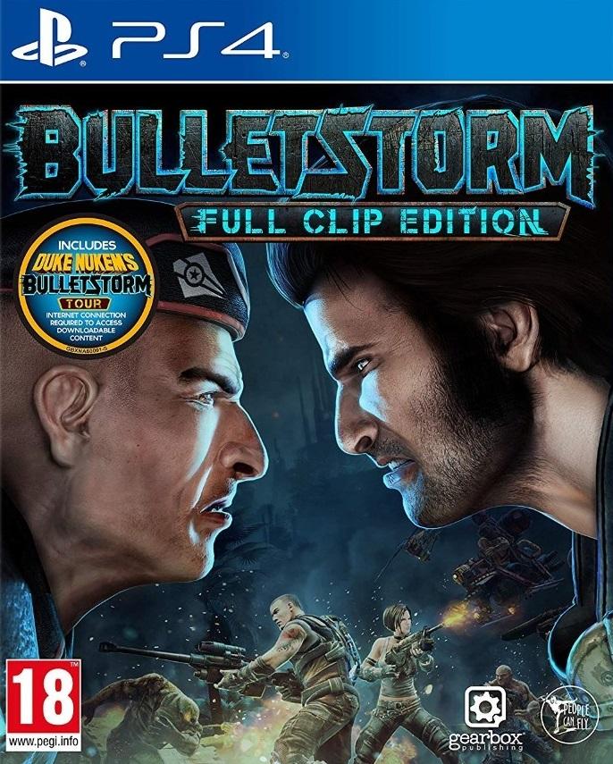 Bulletstorm top 5 FPS d'action