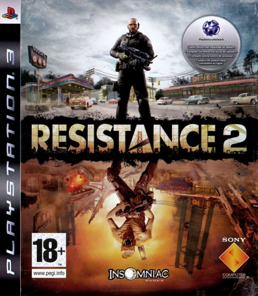Test retro Resistance 2