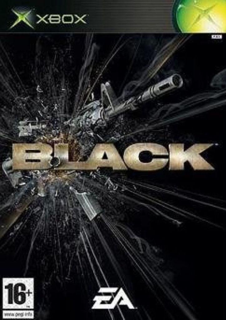 Black test retro