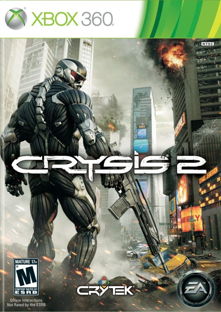 Crysis 2 test retro