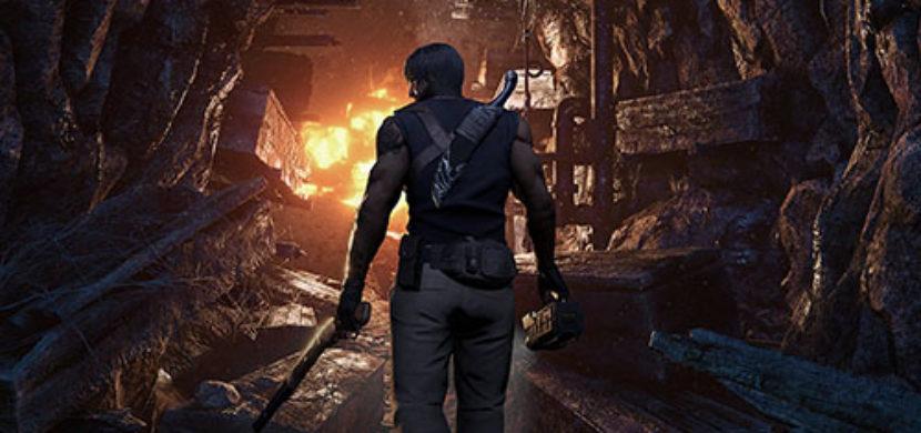 "Test PSVR : Immortal Legacy, The Jade Cipher ""Unchartevil Gear Solid"""