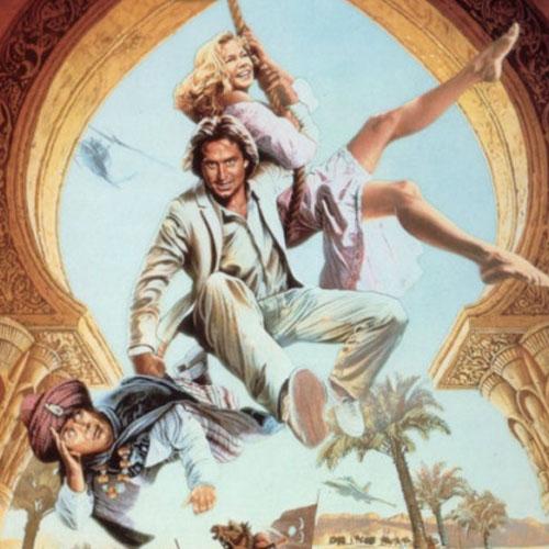"""Critique rétro : Le Diamant du Nil (1985) """"Critique qui taille dans le diamant"""""""