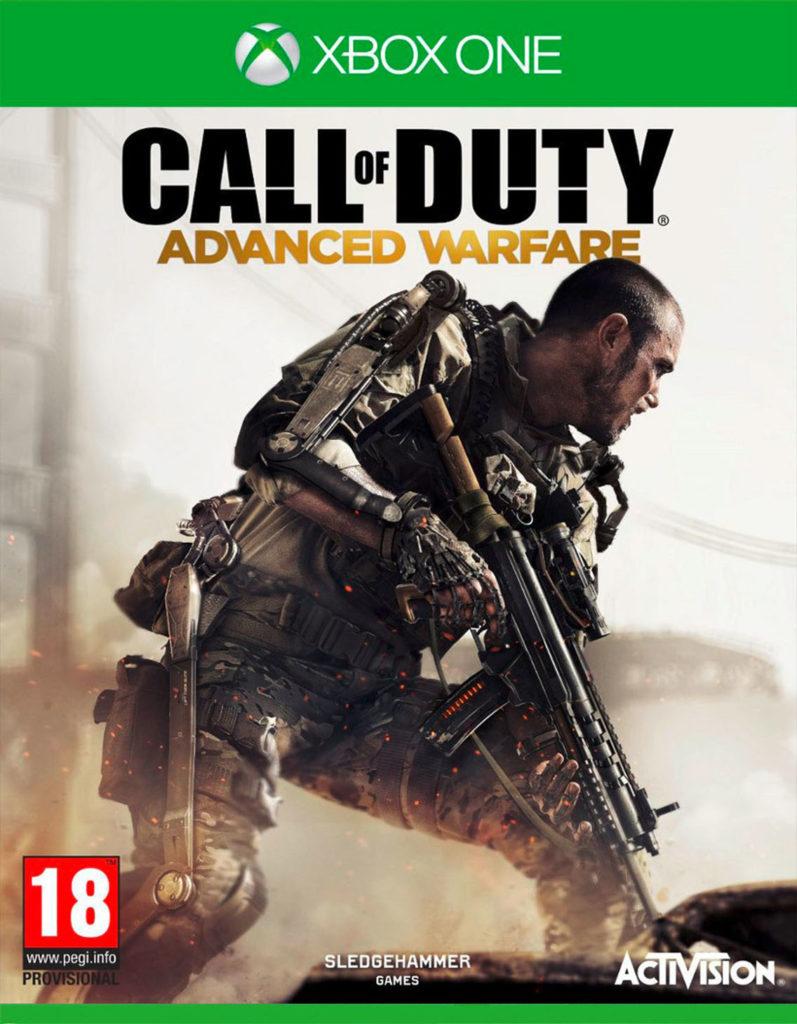 Call of Duty Advanced Warfare Xbox One
