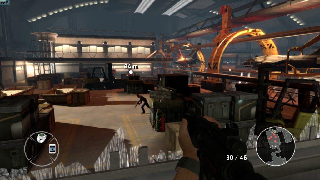 007 Legends Xbox 360 test rétro