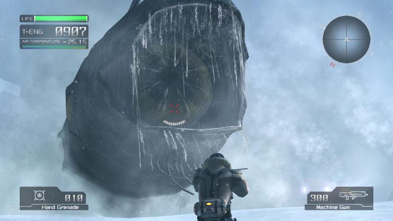 Lost Planet Xbox 360 test rétro