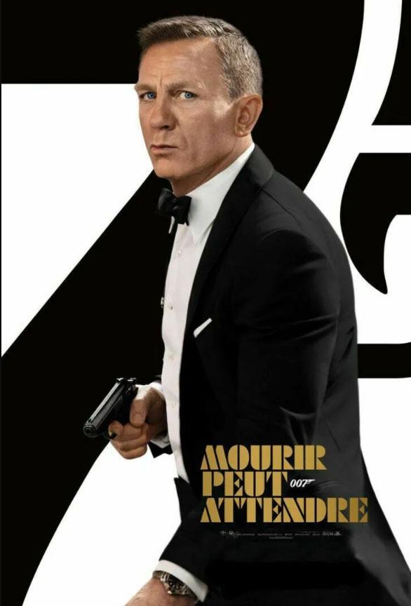 007 Mourir peut attendre